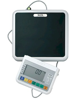 WB-110A Tanita high-capacity medical scale