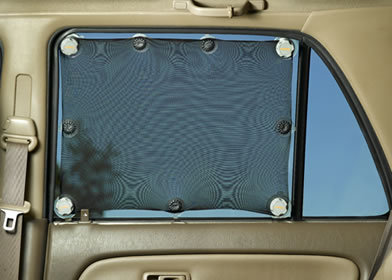 Easy Fit Car & SUV Shade